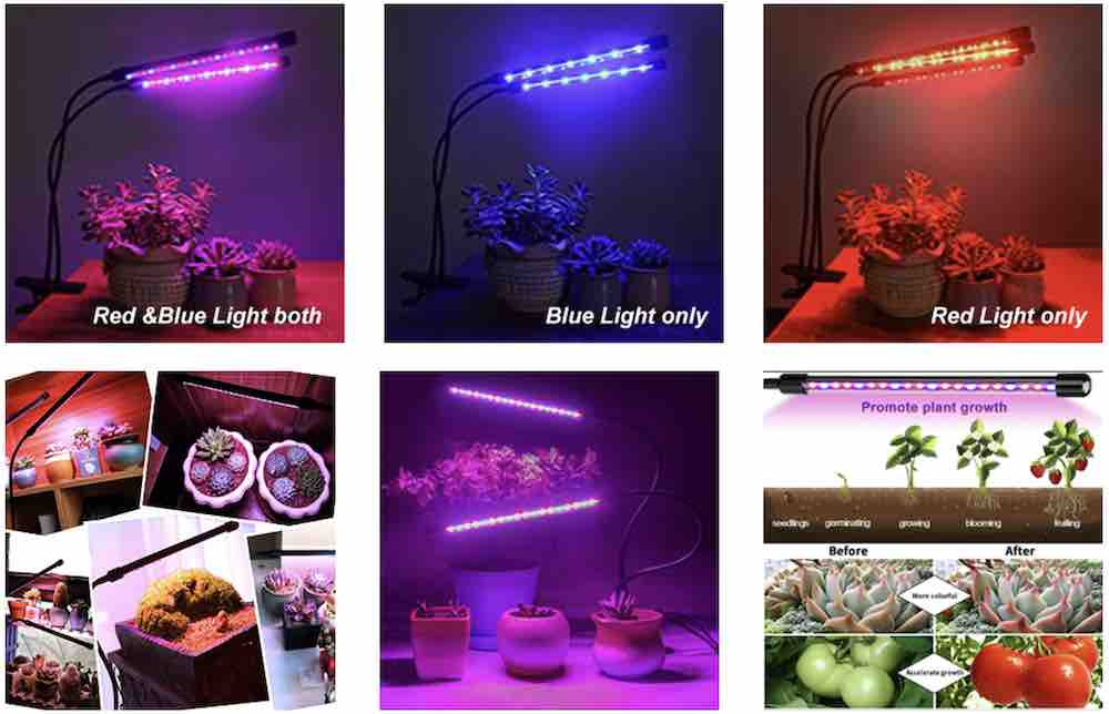 best grow lights for hydroponic system